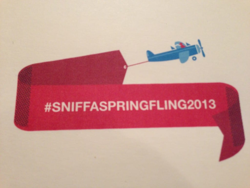 2013 Spring Fling Hashtag photo