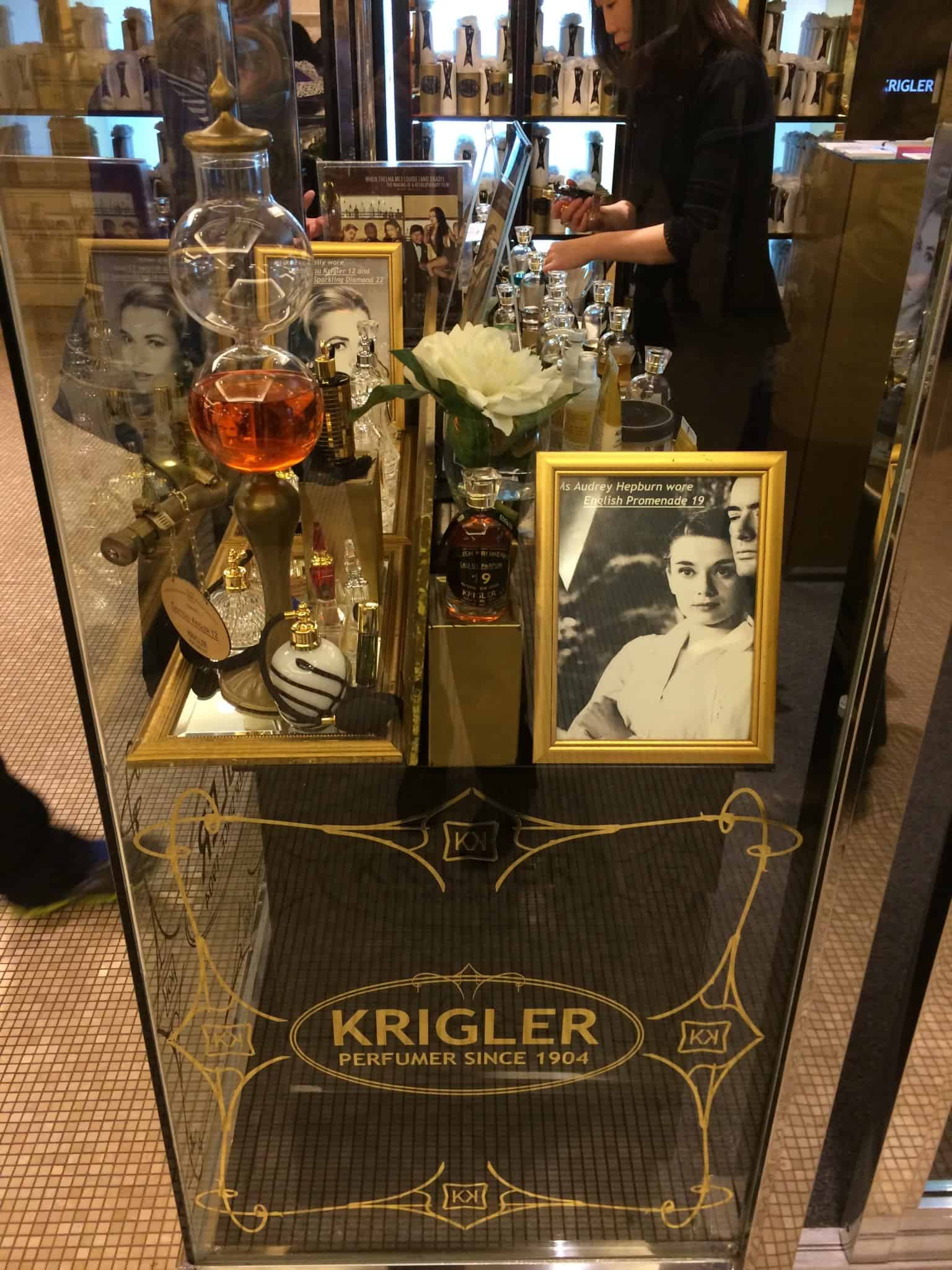 Krigler Perfumer at The Shops at The Plaza