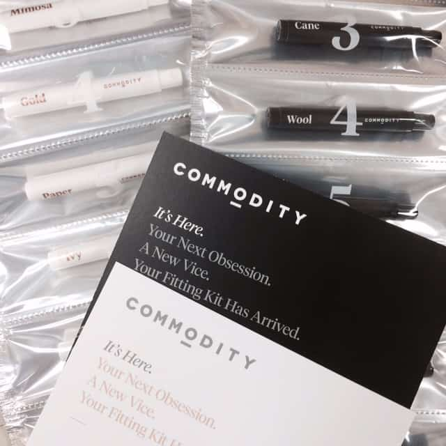 Commodity Fitting Kit