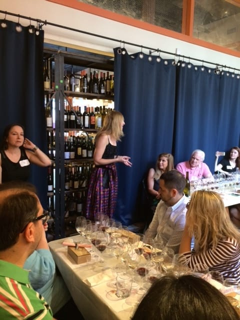 Kelly Jones, creator of The Notes of Wine Eau de Parfum Collection