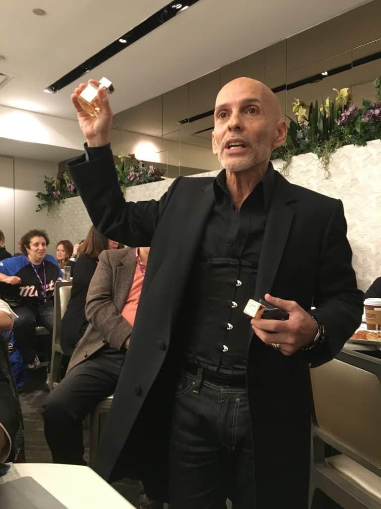 Roberto presents Maison Francis Kurkdjian Aqua Vitae Forte
