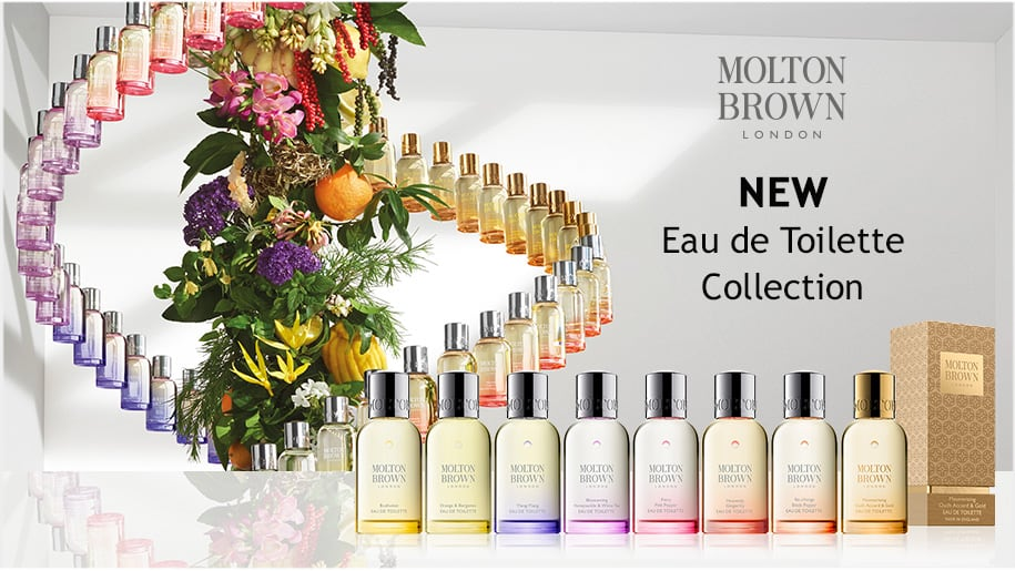 Molton Brown EDT Collection