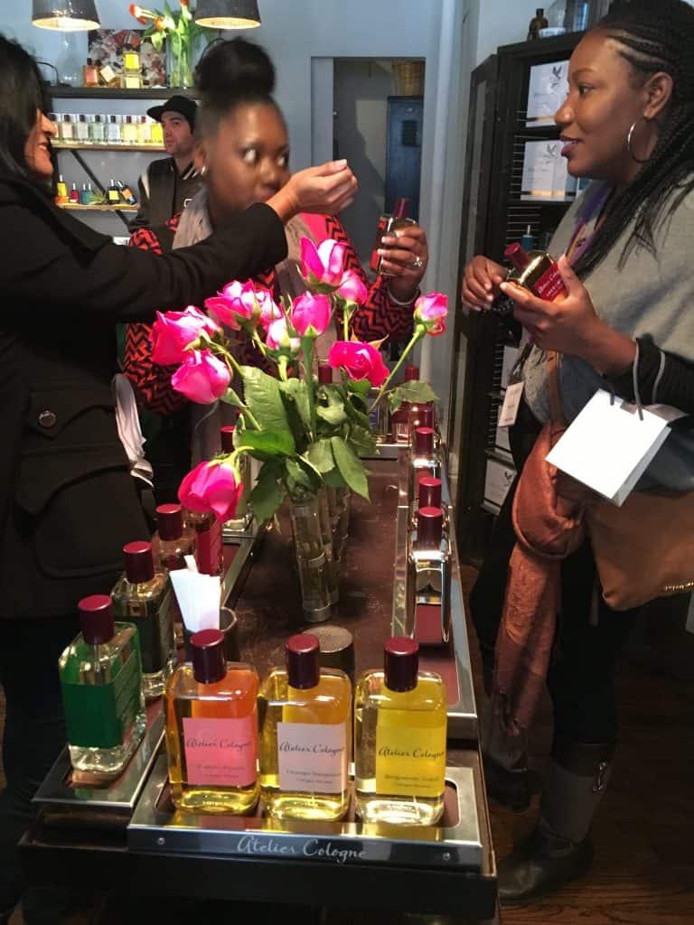 Atelier Cologne Boutique on Elizabeth Street