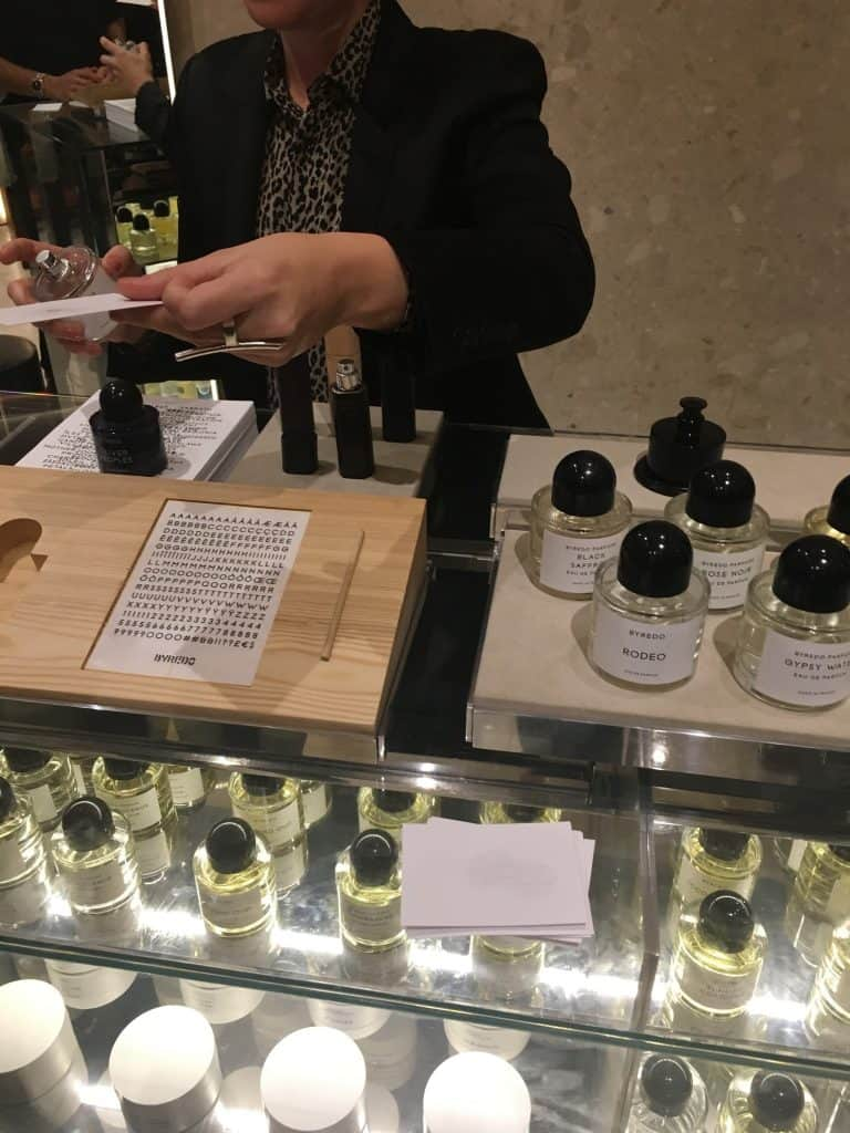 Discovering Byredo's newest release, Unnamed